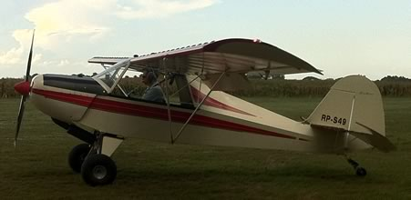 Ridgerunner Ultralight Plane